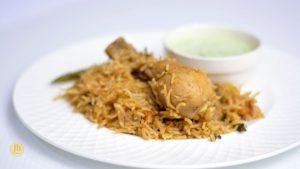 Chicken Junglee Pulao