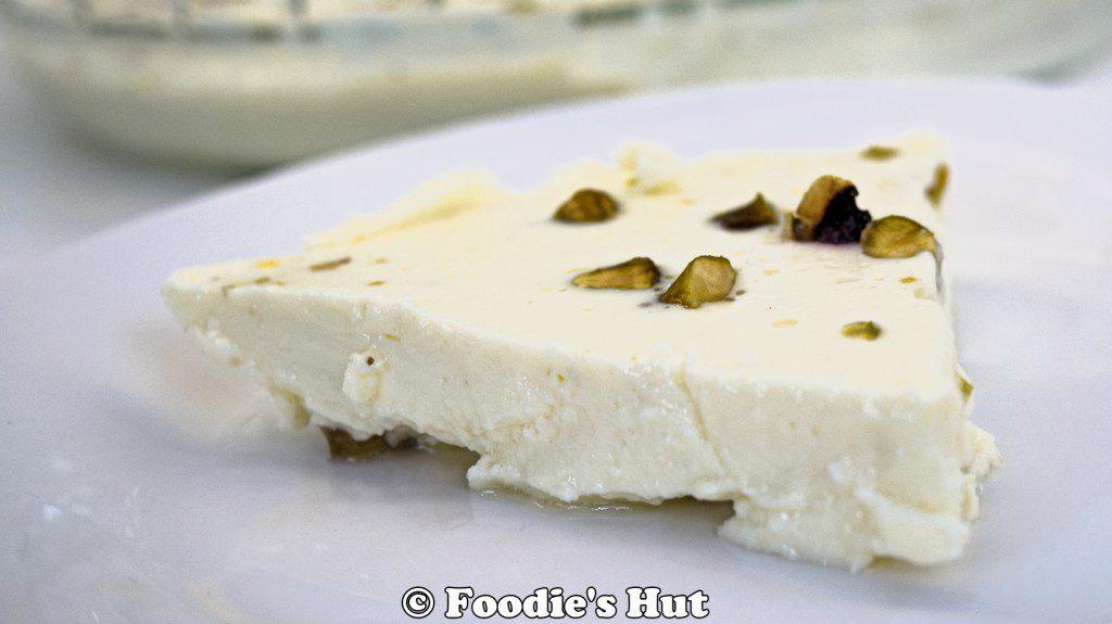 Bhapa Doi - Bengali recipe by Foodie's Hut
